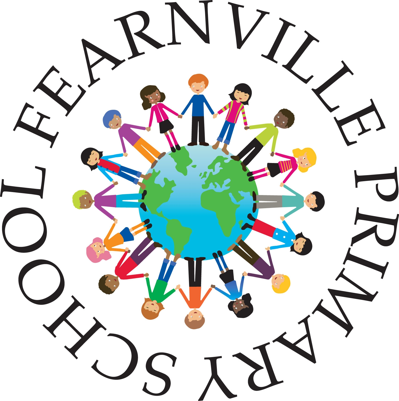Image result for fearnville primary logo